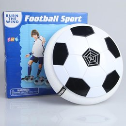 $enCountryForm.capitalKeyWord NZ - New Plastic Soccer Training Ball Music Football Durable Sport Kid's Gifts Round Indoor Games Toys Accessories