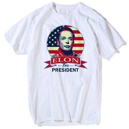 3e473b1f303 2018 t shirt men women Summer Fashion What Would Elon Musk Do Jesus Design  Cool Tops Hipster Printed Summer T Shirt plus size