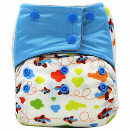 $enCountryForm.capitalKeyWord UK - AIO snaps cloth diapers reusable ecological cloth Baby Diapers one size pocket diaper wholesale Washable Diapers