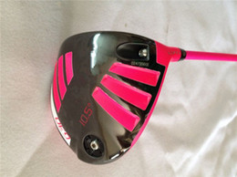 Loft goLf driver online shopping - 100 OEM Pink G30 Driver G30 Golf Driver Golf Clubs Loft Graphite Shaft With Head Cover