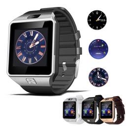 DZ09 Smart Watch Wristband Watches Android Watch Smart SIM Интеллектуальный мобильный телефон Состояние сна с розничным пакетом