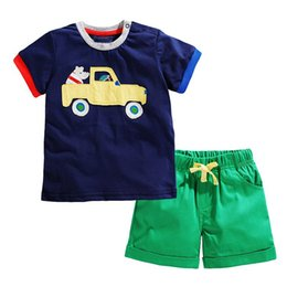 baby fashion clothes 2019 - Boys Animal Applique Tops+Pants Outfits Kids Fashion Clothing Set Children's Sports Suits 2018 Brand Autumn Baby Bo