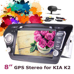 Din stereo gps DvD camera online shopping - Wireless Camera Andorid GPS Head Unit Double Din in dash car DVD Player Mirror Link Bluetooth USB SD Port SWC