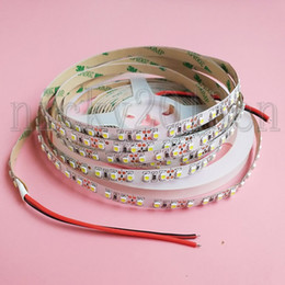 warm 8mm led 2021 - Super Bright 12V 3528 LED Flexible Strip Light Tape Rope Ribbon IP20 Non Waterproof 120LEDs m Cuttable 8mm Width