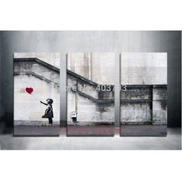 $enCountryForm.capitalKeyWord Australia - New 3pcs Large there is always hope modern Handcraft Oil Painting No Frame decorative wall pictures