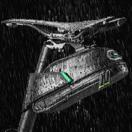 $enCountryForm.capitalKeyWord NZ - Wholesale Waterproof Bike Saddle Bag Bicycle Rear Top Tube Bag MTB Cycling Seat Tail Rear Seatpost Pannier Bag Bike Accessories