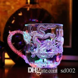 Discount beer lights for bars beer sign lights for bars 2018 on beer lights for bars 2018 glow glass wine led light dragon cups water bright beer aloadofball Image collections