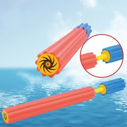 $enCountryForm.capitalKeyWord Australia - Large Pearl Cotton Drawing Type Foam Water Blaster Toy Children Swimming Pool Summer Parent Child Interaction Toys 3 8my W