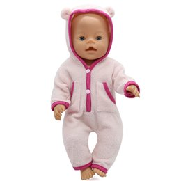 $enCountryForm.capitalKeyWord Canada - Baby Born Doll Clothes 6 Colors Cute Jumpers Fit 43cm Zapf Baby Born Doll Accessories Birthday Gift X-133