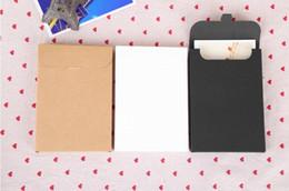 $enCountryForm.capitalKeyWord NZ - 500Pcs 10.8*15.5*1.5cm Kraft Paper Envelope Invitation Card Letter Stationery Package Box Gift Greeting Card Postcard Photo Box freeshipping