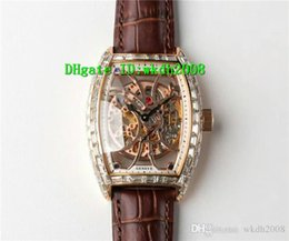Swiss Power NZ - UF Factory Luxury Brand BEST MEN'S COLLECTION Rose Gold CNC Openworked Mens Watch Swiss Automatic Limited Edition Mens Wristwatch