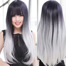 Discount Anime Long Hair Cosplay Anime Girl Cosplay Long Hair 2019
