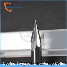 $enCountryForm.capitalKeyWord NZ - Chamfering knife Centering drill Woodworking carving tools 30 60 90 120 degree Angle setting for chamfering knife Carbide CNC Milling Cutter