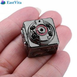 camera drop shipping Australia - EastVita drop shipping micro SQ8 Mini HD 1080P DV Camera with Infrared Night Vision Motion Voice Video Outside Recorder