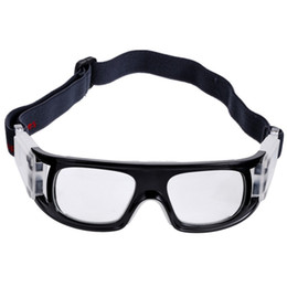 2f018b62ac New Outdoor Sports Protective Goggles Basketball Glasses Eyewear For  Football Rugby Hot Sale