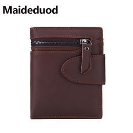$enCountryForm.capitalKeyWord Australia - High-quality Brand Vintage Men Wallet Genuine Leather Short Wallets Male Multifunctional Cowhide Purse Coin Pocket Driver License Holder