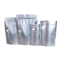 Wholesale all size Tea aluminum foil bag self standing sealing bags aluminum foil food bag Chinese wolfberry packaging bags customized spot