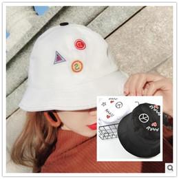 $enCountryForm.capitalKeyWord Canada - 2 styles Summer visor hat fisherman hat love letter folding sunshade sunscreen outdoor travel hat fashion exquisite accessories street shoot