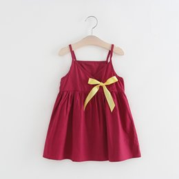 Solid Story online shopping - whosale Summer Girls shining dress baby tutu princess dresses party casual Sleeveless clothing AA802DS Eleven Story