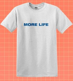 f3d7fc47593ce2 Drake Ovo Shirts Australia - More Life T-shirt Drake Champagnepapi Views Tee  October Firm