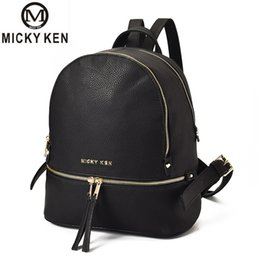 luxury backpacks women NZ - Luxury Backpack 2018 Women Bags Designer bolsos mujer Teenager Girls Satchels Women Fashion Backpacks PU Leather Bag sac a dos