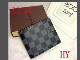 Dressing styles for short men online shopping - wallet Casual Short Card holder pocket Fashion Purse wallets for men no box