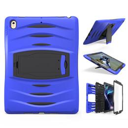 $enCountryForm.capitalKeyWord Australia - Hybrid Heavy Duty Stand Case for Apple iPad 2 3 4 Rugged Silicon +PC Rubber Armor Hard Shell Knock Cover +Stylus