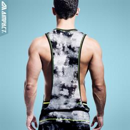 Low cut vest men online shopping - Men S Cotton Vigor Tank Tops Low Cut Side Holes Racer Cut Back Vest Pf01 Ultimate Workout Cut Off Heather Tank Tops Hot