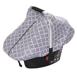 Infant stroller cover online shopping - Multi Use Mother Breastfeeding Cover Lattice Nursing Cover Baby Sunshade Stroller Infant Car Seat for Newborn Babies