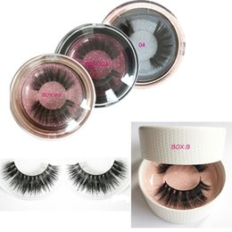 $enCountryForm.capitalKeyWord NZ - 035 private logo and package-box natural style mink hair lashes Mink Hair sexy Eyelashes Extension 3d soft multi-layer handmade eyelashes