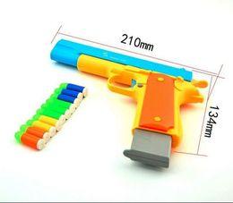 $enCountryForm.capitalKeyWord NZ - LNL M1911 Kid toys Prop Pistol Costume Toy Rifle Gun toys Working Slide Shoot