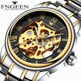 $enCountryForm.capitalKeyWord Australia - Reloj Hombre Men Watches Automatic Mechanical Watch Male Tourbillon Clock Gold Fashion Skeleton Watch Top Brand Wristwatch Relogio Masculino