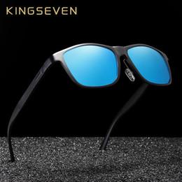 b2ccd478ea X KINGSEVEN Brand Design Polarized Sunglasses Men Travel Sun Glasses Men s  Fashion Square Driving Eyewear Oculos De Sol
