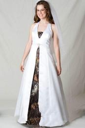 7dd3c3294 ... Frente de maternidad Camo vestidos de novia Realtree camuflaje vestidos  de novia para la maternidad Mujer embarazada Camuflaje blanco vestido de  novia