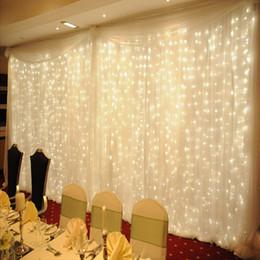 $enCountryForm.capitalKeyWord Australia - 3M x 3M 300 LED Home Outdoor Holiday Christmas Decorative Wedding xmas String Fairy Curtain Garlands Strip Party Lights