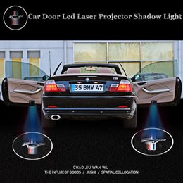 $enCountryForm.capitalKeyWord NZ - 1 Pair Universal For Mustang Wireless Courtesy Automobiles Car LED Logo Light Projector Ghost Shadow Laser Car Lights Auto Doors Accessories