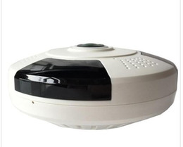 1080P / 960P HD IP-камера Fisheye Panorama ИК-ночное видение HD Wifi-камера 360 градусов Full View Домашняя камера видеонаблюдения