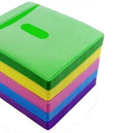 DvD cases storage online shopping - pp cd sleevees Disc CD bag DVD PPM Case Storage Holder Carry Case Organizer Bag Box cover pp membrane