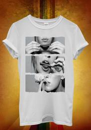 5e21de2c5d Sexy Rolling Cigar Smoking Cuban Men Women Unisex T Shirt Tank Top Vest 579  harajuku Summer 2018 tshirt