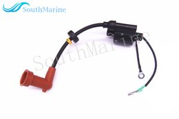 $enCountryForm.capitalKeyWord NZ - Boat Motor T40-05090102 Ignition Coil B for Parsun HDX 2-Stroke 40CV T40 T40BM T40BW T40G T30BM Outboard Engine 2 temps G type, Green