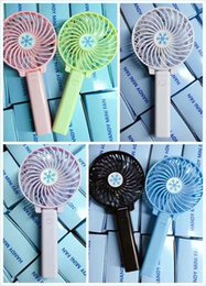 $enCountryForm.capitalKeyWord Australia - Wholesale and Retail Mini Fan Portable USB Portable, Portable Students Holding Small Silent Hand-Held Lithium Electric Fan.