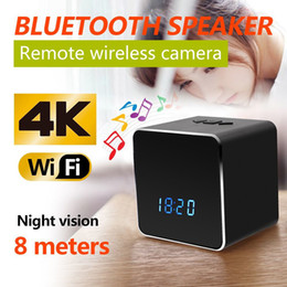 $enCountryForm.capitalKeyWord NZ - 1080P Bluetooth Speaker Camera 4K Wifi Cameras Night Vision 8 meters Nanny Cam Remote Wireless Cameras Mini Camera for Home Security Camera