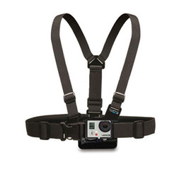 action sports brands 2019 - Action camera accessories chest fixed shoulder strap chest strap SJcam small ants sports camera accessories Other brand