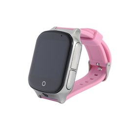 China Gps Camera 3g Australia - Kids 3G Smart Watch GPS Tracker Wi-Fi With SOS Call Remote Monitor Camera Watch Fitness Tracker IOS Smart Watch for Baby Elder