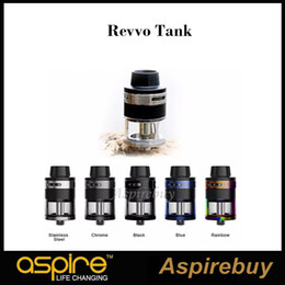 $enCountryForm.capitalKeyWord NZ - 100% Original Aspire Revvo Sub Ohm Tank with RVC coil 0.1~0.16 ohm Protective Cap Innovative Atomizer Top Airflow Refill Leak Proof Design