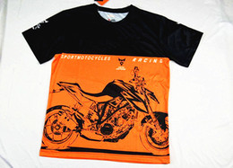 65c36a1cd3e0 Motocross shorts online shopping - Fashion Motocross Riding T shirt for  Racing T shirt Summer Breathable
