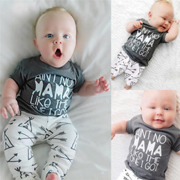 f2dd6574a Discount new style for boys pants shirts - Hot INS Baby boy clothing T  shirt short