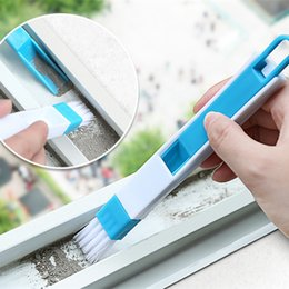 Windows Tools Australia - 1set! Track nook cranny Groove doors windows cleaning brush Simple and quick keyboard brosse Slit cleaning device tools