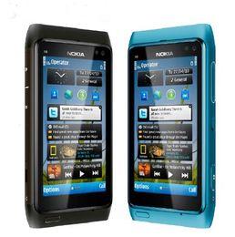 "$enCountryForm.capitalKeyWord UK - Original Unlocked Nokia N8 Mobile Phone 3G WIFI GPS 12MP Camera 3.5"" Screen 16GB Storage cheap phone"