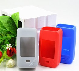 Smok x box online shopping - X PRIV W Silicone Case Silicon Cases Rubber Sleeve Protective Cover Skin For SMOK XPRIV X PRIV Watt TC Box Mods